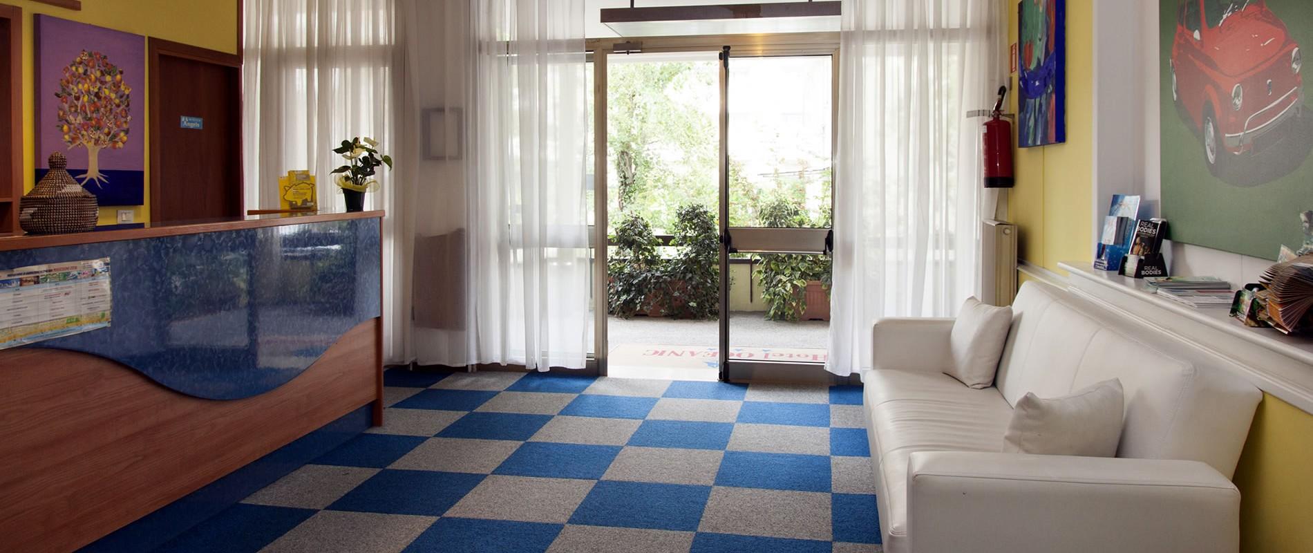 Hotel 3 stelle Jesolo Lido - Hotel Oceanic Jesolo con piscina ...